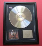 H.I.M - Venus Doom CD / PLATINUM PRESENTATION DISC